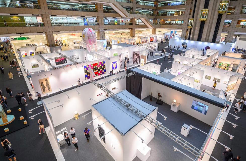2019 ART TAIPEI 台北國際藝術博覽會已於世貿一館落幕(圖/主辦單位)