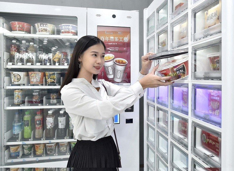Taiwanese convenience stores introducing AI.