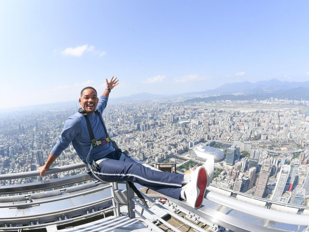 Will Smith. (UIP photo)