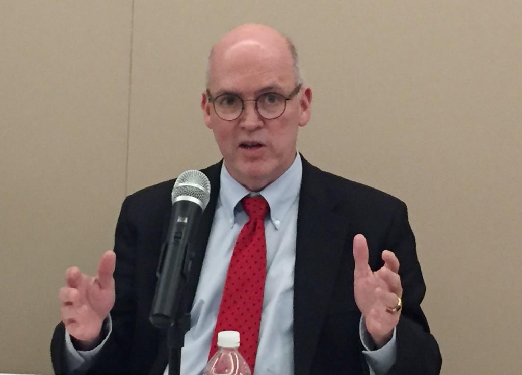 Gary Schmitt is a researcher at American Enterprise Institute. (CNA photo)