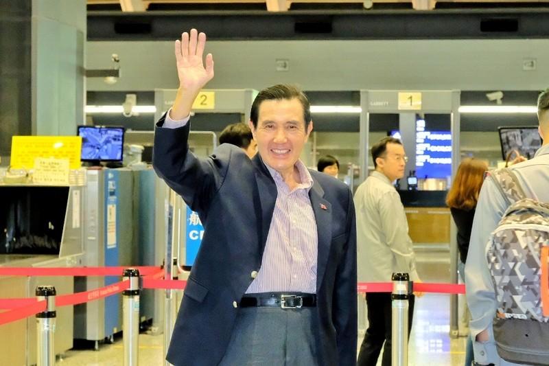 Former Taiwan President Ma Ying-jeou (CNA photo)