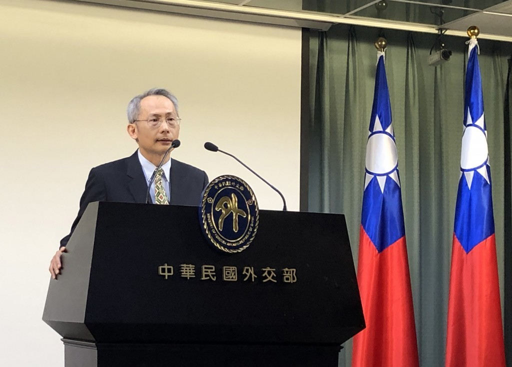Scott Lai, director-general of MOFA's Department of NGO International Affairs (CNA archive photo).