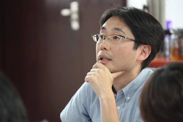 Hokkaido University Prof. Nobu Iwatani. (Facebook photo)