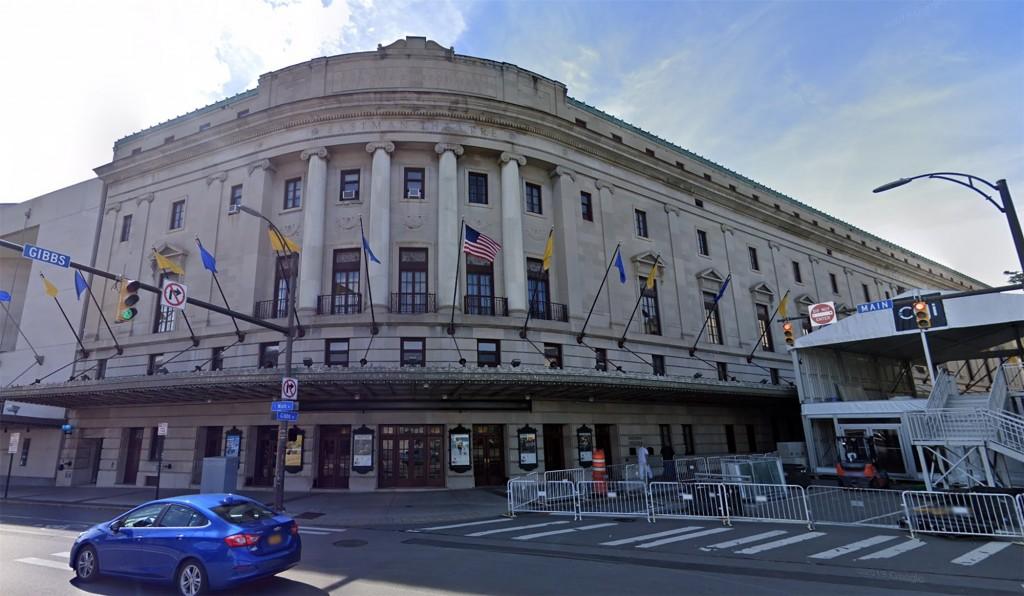 Eastman Theatre. (Google Maps image)