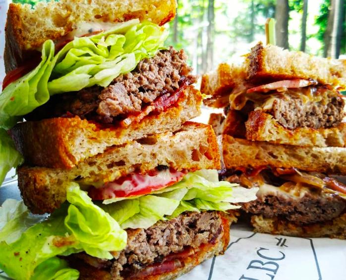 Liquid Bread Company sandwiches. (LBC photo)
