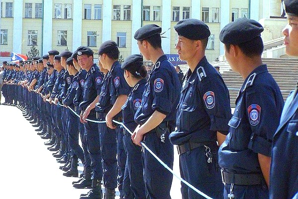 Mongolian police arrest 800 Chinese cybercrime suspects. (Flickr user Bat-Amgalan)