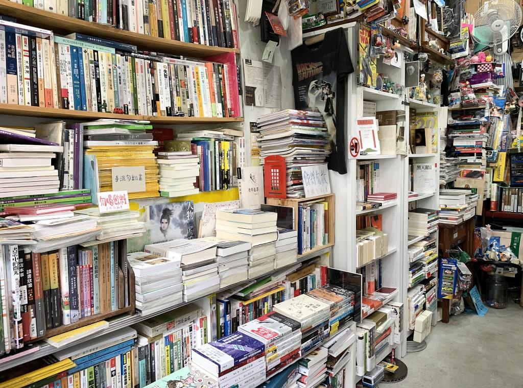 書店選書以科普為主題。