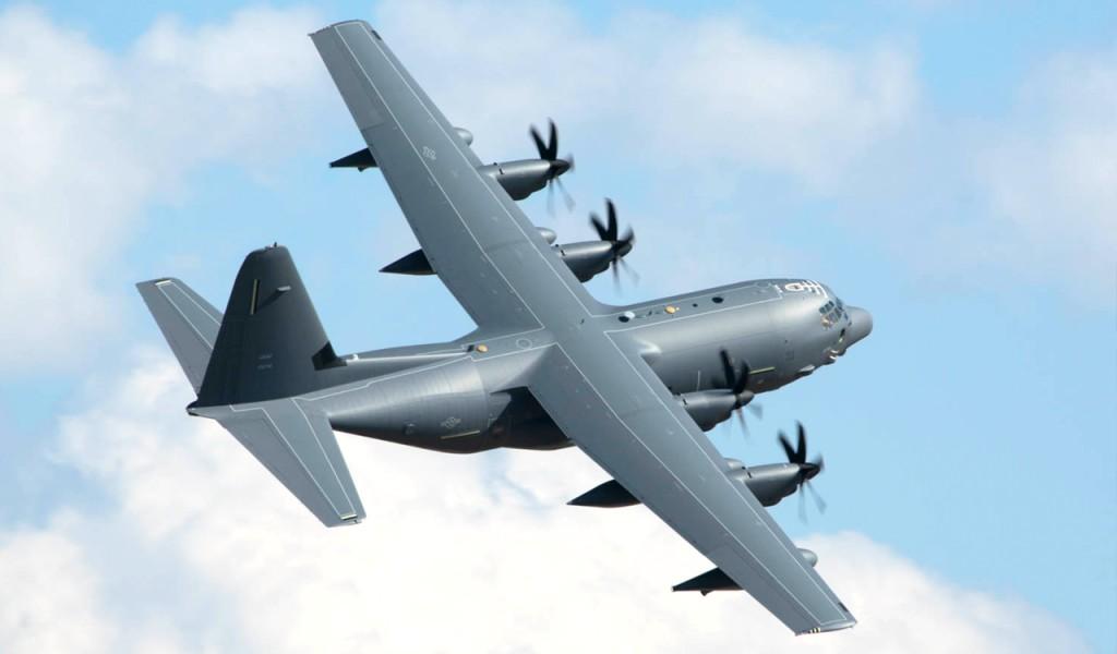 美機MC-130型機(圖片翻攝自洛克希德馬汀官網)