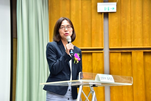 SMEA Deputy Director-General Betty Hu (Facebook photo)