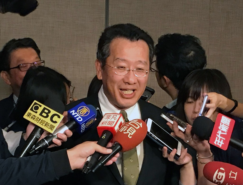 FSC Chairman Wellington Koo says the '26 measures' are not at all attractive to Taiwan's financial sector.