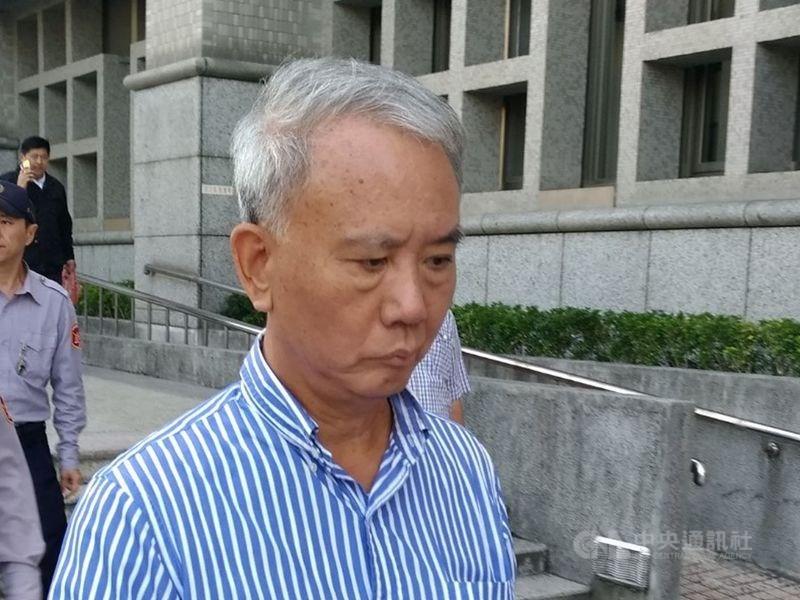 頂新公司前董事長魏應充(照片來源:資料照片/中央社提供)