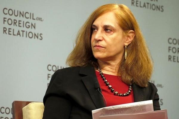 CSIS Senior Advisor Bonnie Glaser. (Twitter photo)