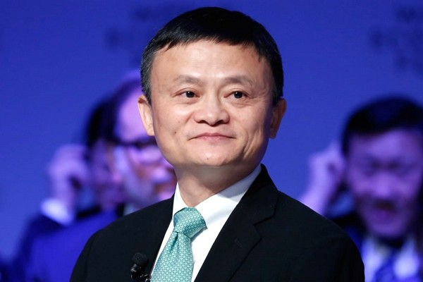 Jack Ma remains richest man in China. (Facebook photo)