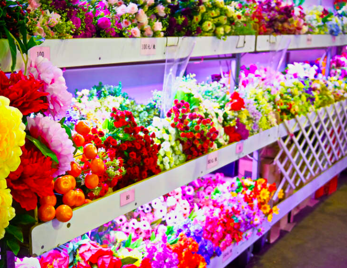 TaipeiFlower Market will host events to celebrate 37th anniversary. (Photo courtesy of Taipei City Government)