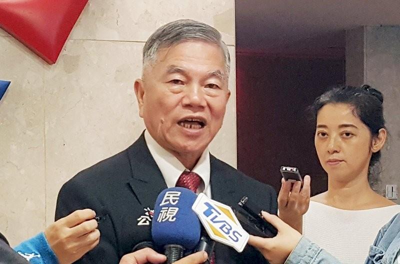Economics Minister Shen Jong-chin.