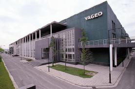 Yageo Suzhou facility. (Yageo photo)