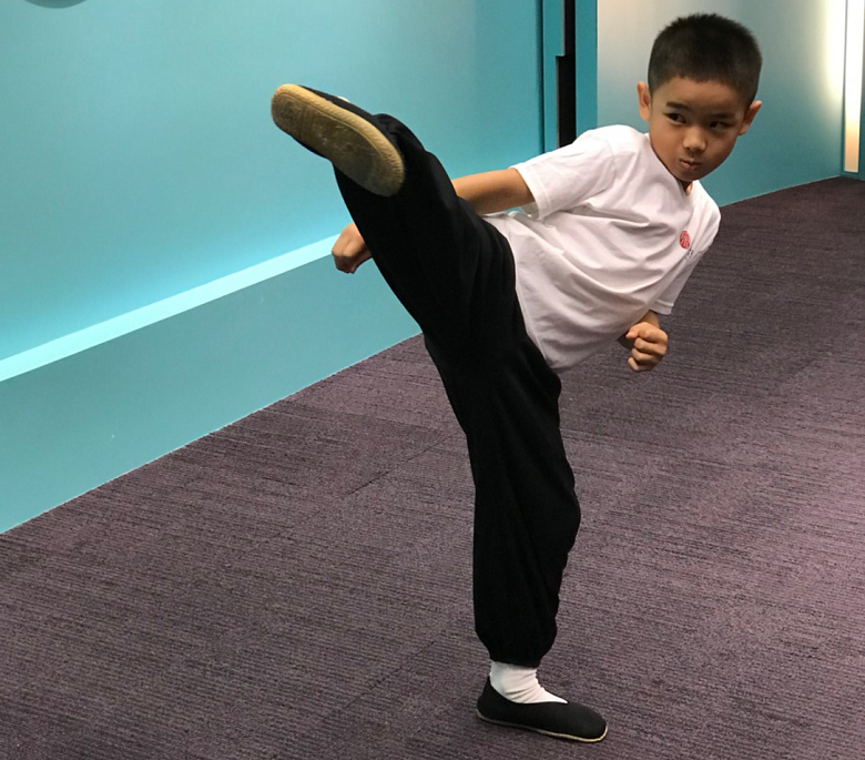 Kung Fu Kid: Taiwanese boy sets world record for most martial arts medals