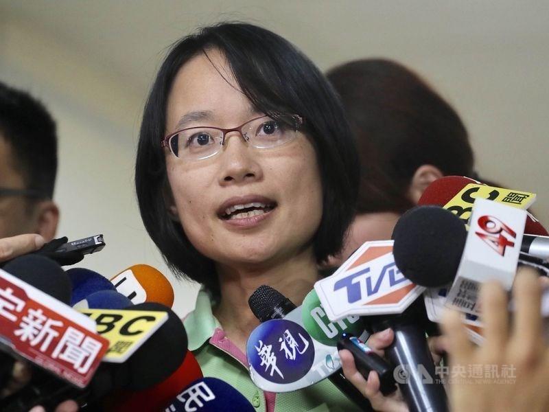 前北農總經理吳音寧婉拒列名不分區立委。(中央社檔案照片)