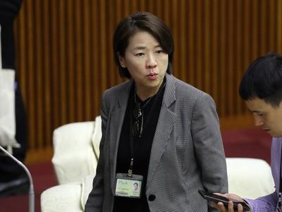 台北市副市長黃珊珊(圖/ 中央社)