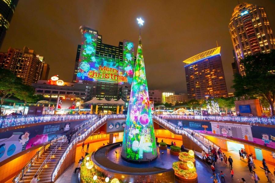 Christmasland (New Taipei City Government photo)