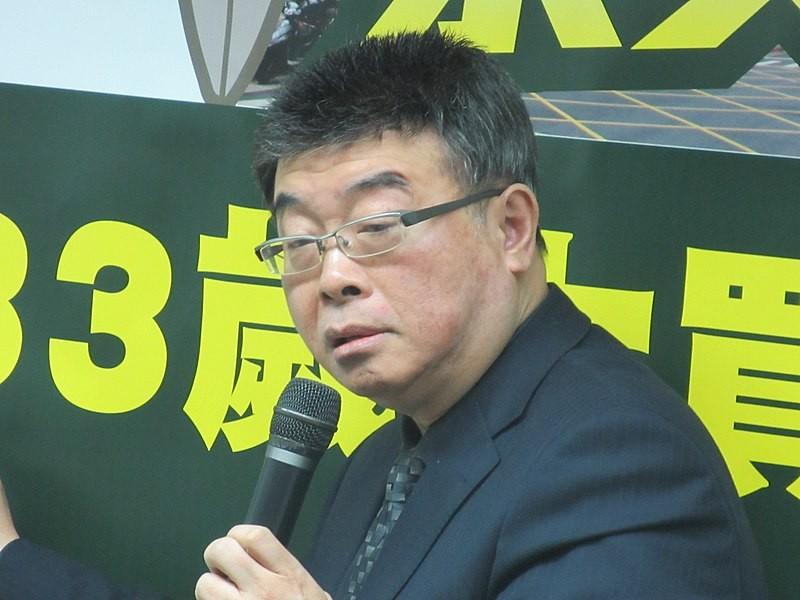 Former legislator Chiu Yi