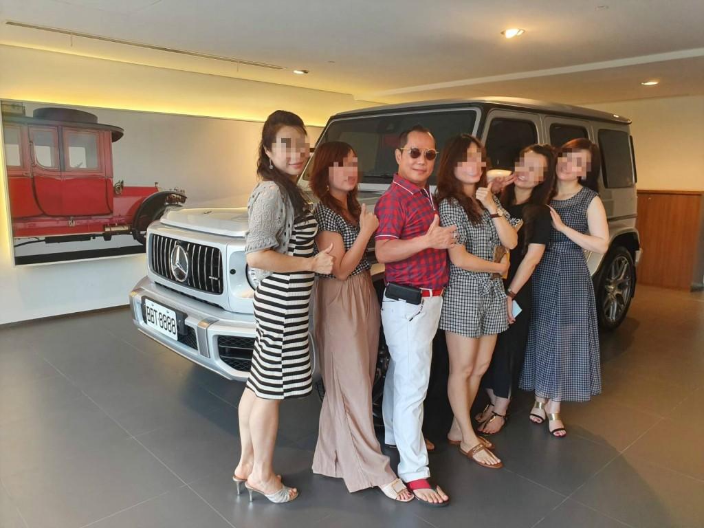 orang kaya Taiwan Hu