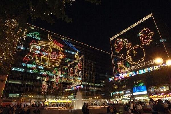 Exposure of Taiwan's financial sector to Hong Kong increased despite Hong Kong protests. (CNA photo)