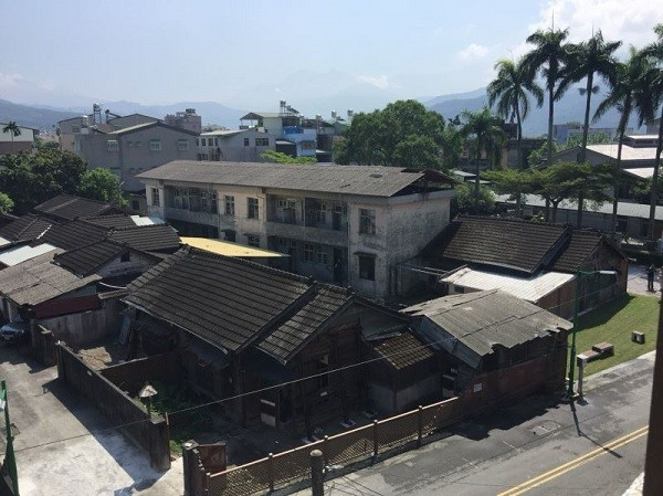 Japanese-era buildings in central Taiwan to be restored