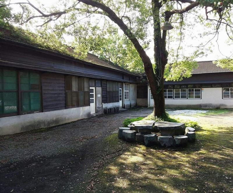 Historic Jiji Camphor Branch Office Buildings. (Ministry of Culture photo)