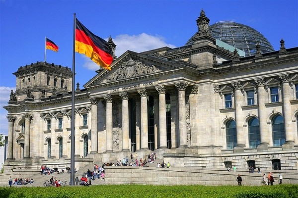 German Bundestag will hold public hearings for Taiwan recognition petition. (Wikimedia photo)