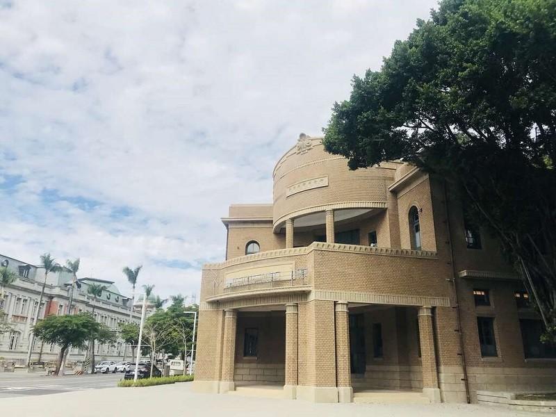 Tainan Art Museum Building 1 (Tainan City Government photo)