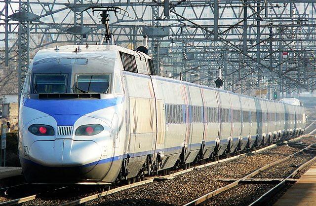 KTX(Korea Train eXpress)