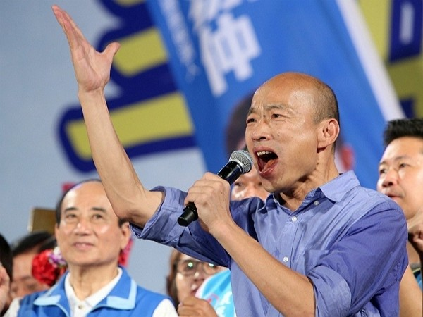 KMT presidential candidate Han Kuo-yu. (Facebook photo)