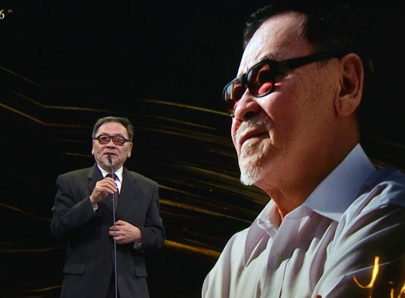 金馬56終身成就獎由導演王童獲頒(圖/金馬)
