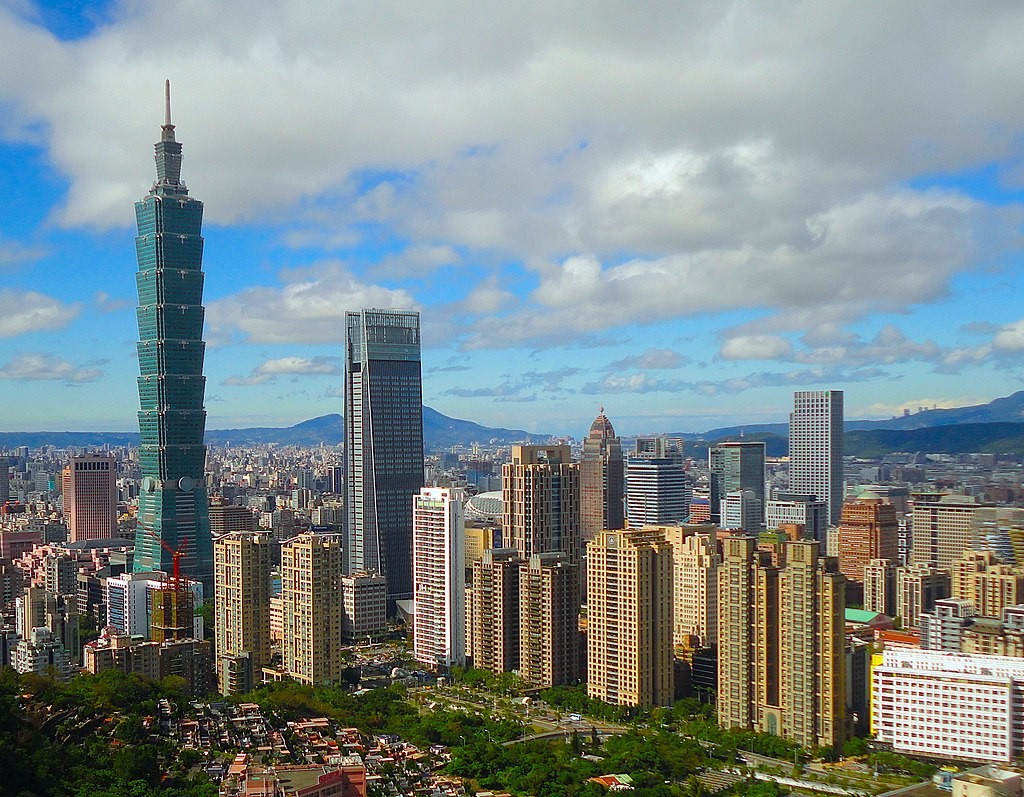 Taipei ranked No. 6 most inclusive, prosperous city in world