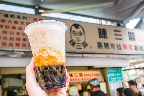 Chen San Ding bubble tea shop rumored to be closed after 15 years. (Facebook photo)