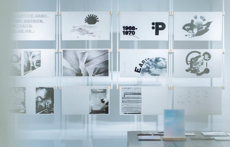 展覽「設計新浪潮—魏因加特字體排印學之路」已於台北兩場館登場(圖/格式設計)