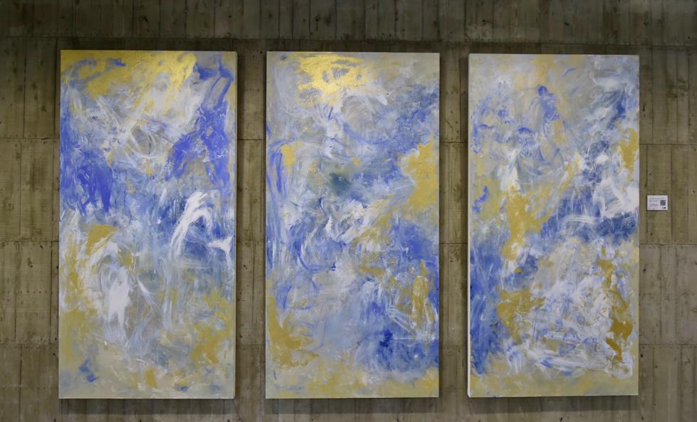 女強人!台灣斜槓藝術家謝宛儒個展 義大利創作進駐複合式藝文空間