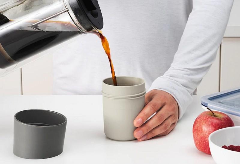 TROLIGTVIS travel mug. (IKEA website photo)