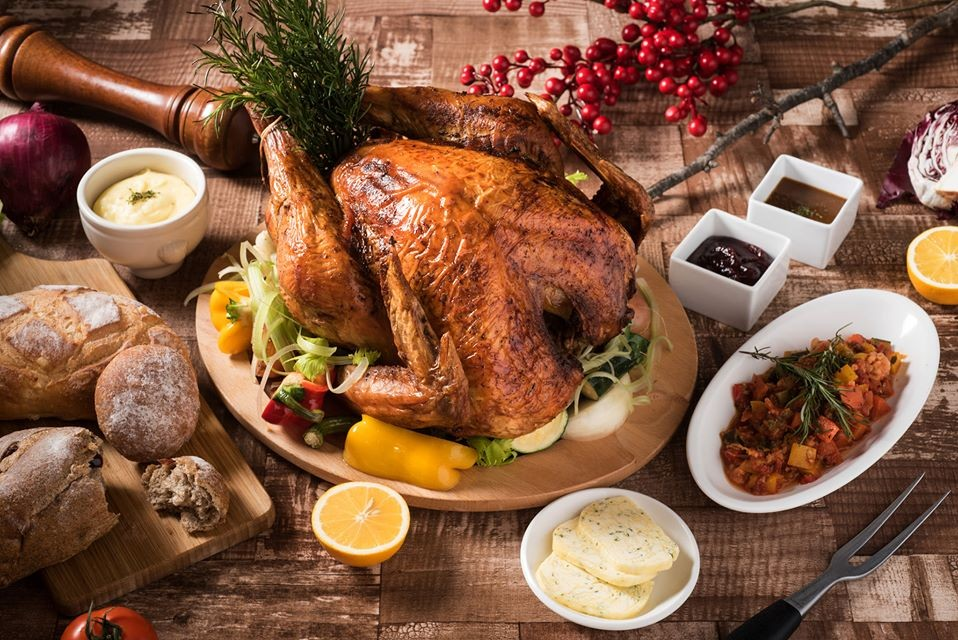 Top Thanksgiving dinners in Taipei for 2019