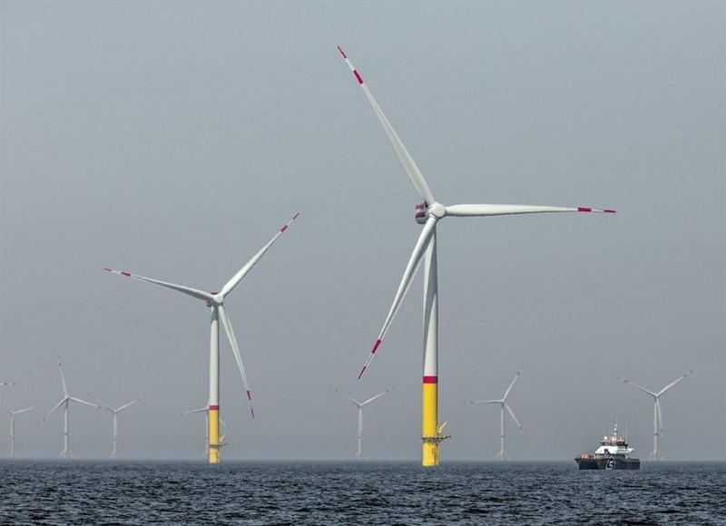 RWE wind farm.