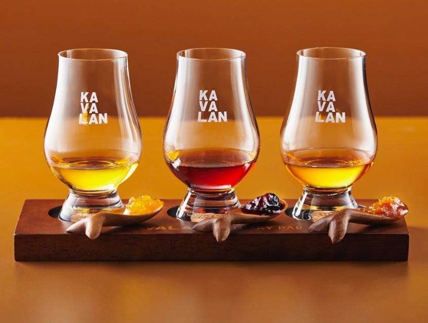 「The Island」結合Kavalan Whisky與Keya Jam兩大跨域世界冠軍(圖/噶瑪蘭)
