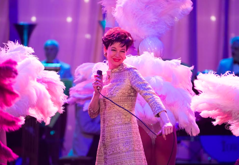 奧斯卡影后芮妮齊薇格(圖)演出傳奇女星茱蒂嘉蘭的一生(圖/電影公司)