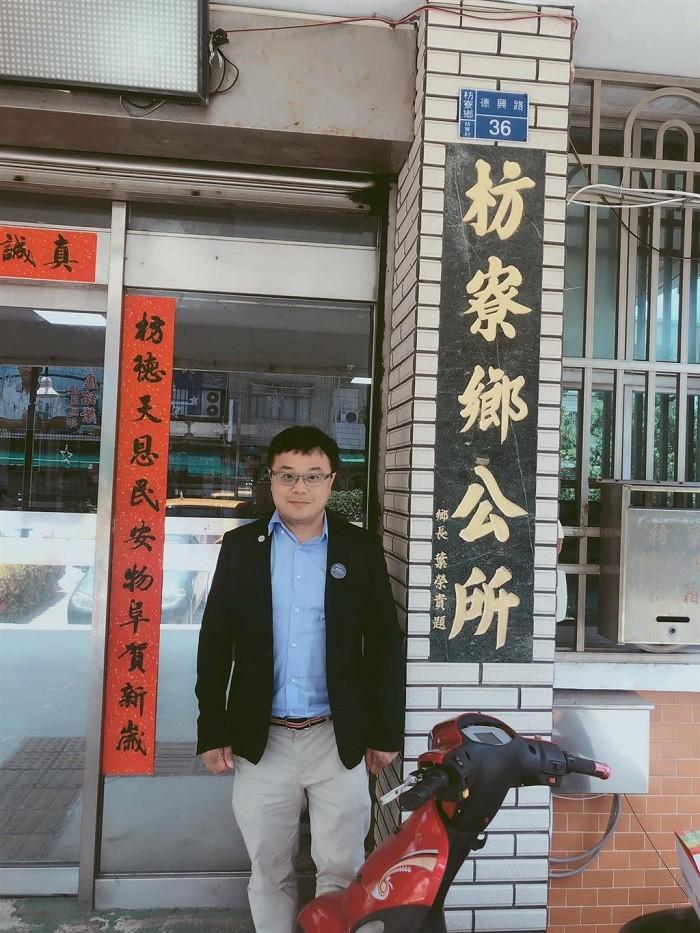 李孟居檔案照片 (中央社)