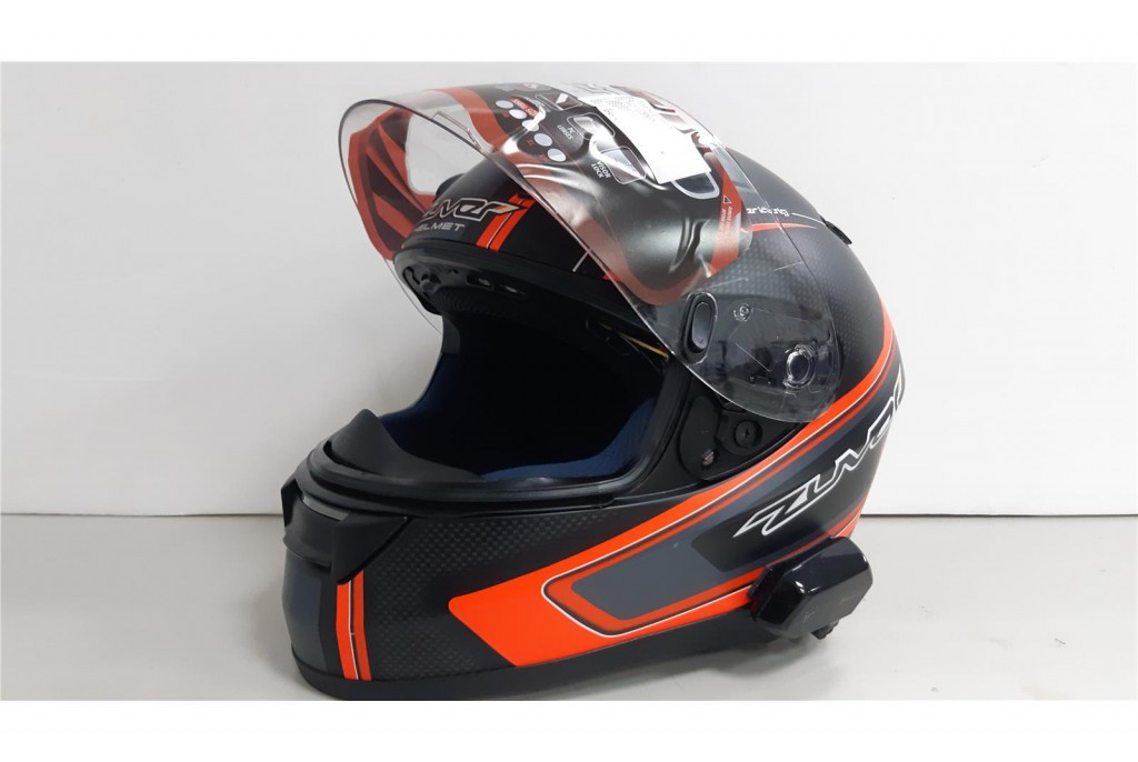 TPCU Smart Motorcycle Helmet