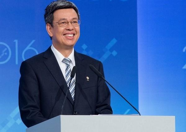Taiwan Vice President Chen Chien-jen (CNA photo)