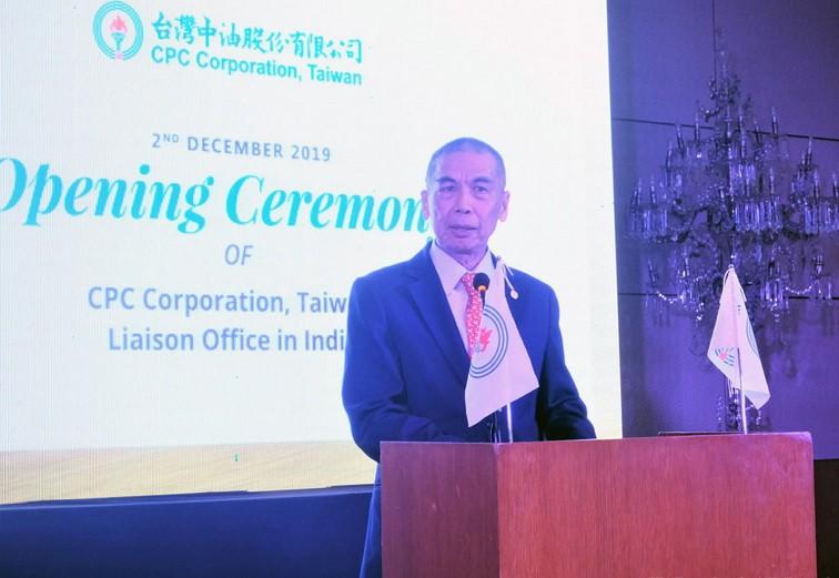 CPC President Lee Shun-chin.