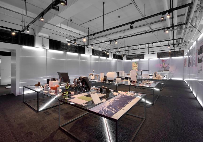 台灣創意設計中心預計於明年升級成台灣設計研究院,圖為台創舉辦的金點設計展(圖/台創)