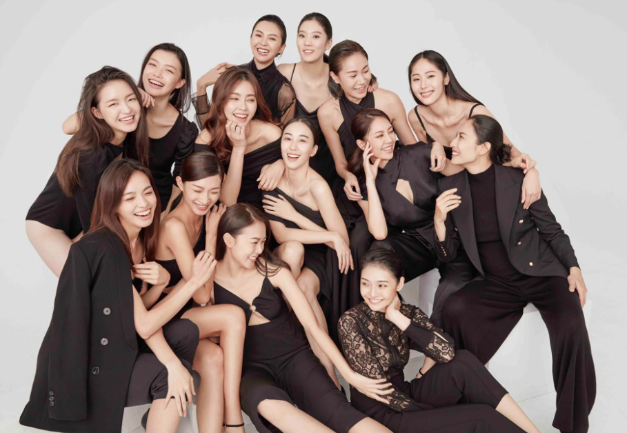 Taiwan Catwalk to launch 2020 charity calendar. (Photo courtesy of Catwalk)