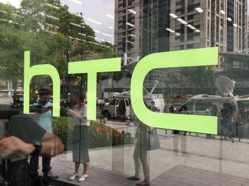 HTC sales dropped in November.